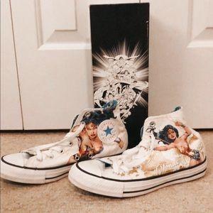 Converse Allstar Wonder Woman Shoes